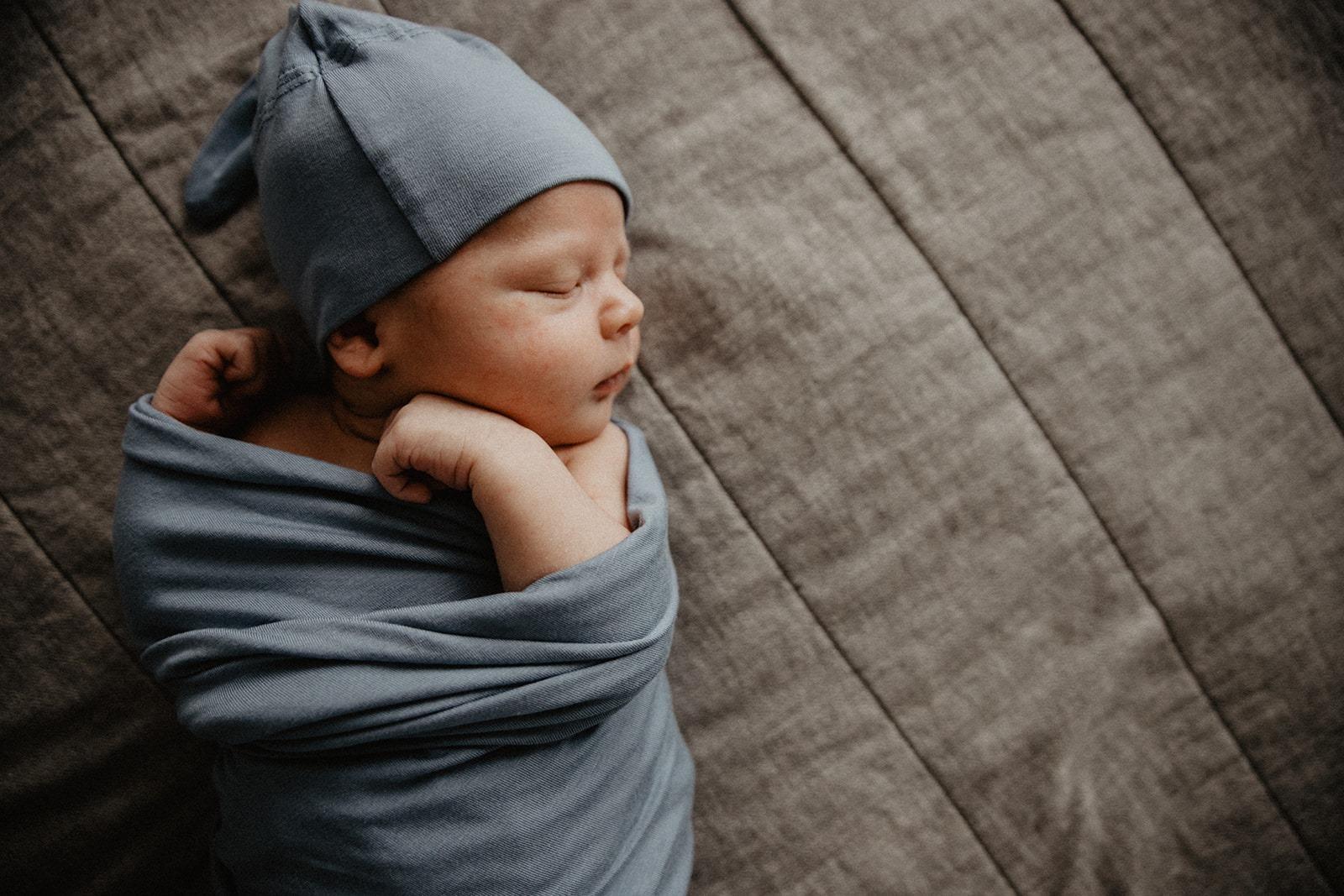 Max's Newborn Session