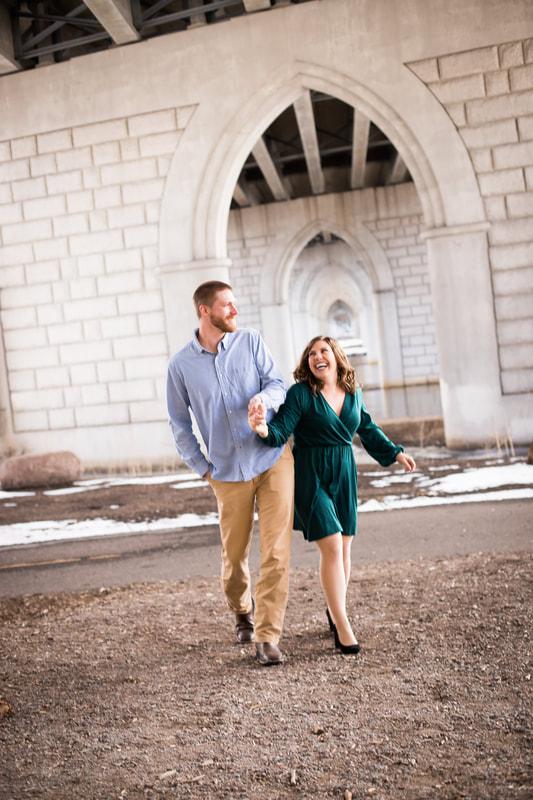 Jordan & Nate's Engagement