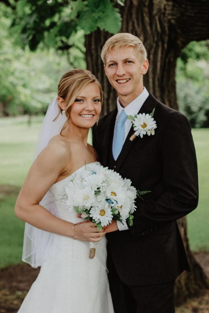 Dan and Kalyn's Wedding Day
