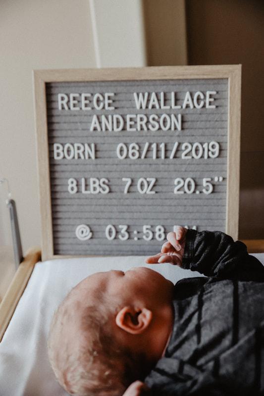 Reece Wallace Anderson