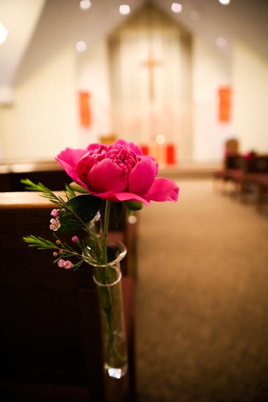 Sarah & Mike | Traditional Church Wedding